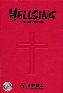 HELLSING DELUXE EDITION HC VOL 01 (MR)
