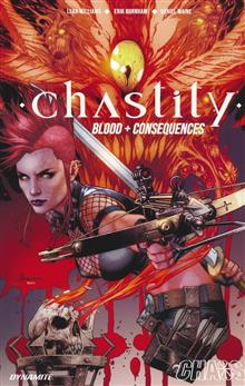 CHASTITY BLOOD CONSEQUENCES TP (MR)
