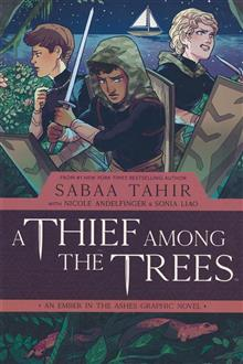 THIEF AMONG TREES EMBER ASHES ORIGINAL GN HC VOL 01