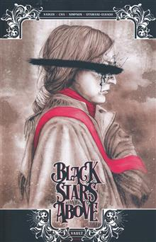 BLACK STARS ABOVE TP VOL 01