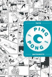 PING PONG GN VOL 01 MATSUMOTO