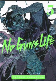 NO GUNS LIFE GN VOL 05