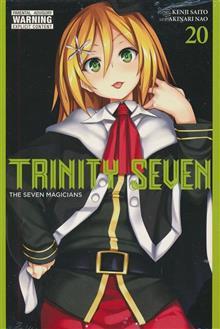 TRINITY SEVEN 7 MAGICIANS GN VOL 20 (MR)