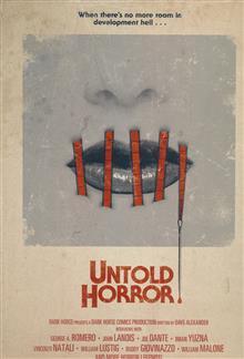 UNTOLD HORROR HC