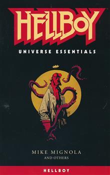 HELLBOY UNIVERSE ESSENTIALS HELLBOY TP