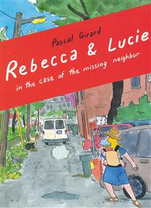 REBECCA AND LUCIE SC GN