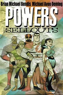 POWERS VOL 6 THE SELLOUTS TP (MR)
