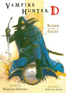 VAMPIRE HUNTER D NOVEL VOL 02 RAISERS OF GALES (CURR PTG) (MR)