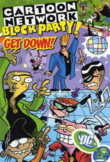 CARTOON NETWORK BLOCK PARTY VOL 1 BRING IT ON TP