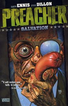 PREACHER VOL 7 SALVATION TP (MR)