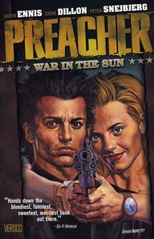 PREACHER VOL 6 WAR IN THE SUN TP (MR)