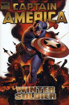 CAPTAIN AMERICA VOL 1 WINTER SOLDIER HC