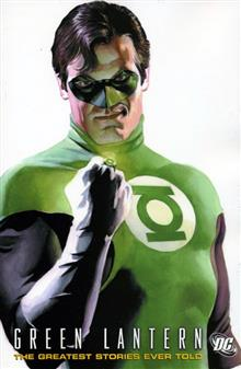 GREEN LANTERN GREATEST STORIES EVER TOLD TP