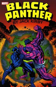 BLACK PANTHER BY JACK KIRBY VOL 2 TP