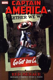 CAPTAIN AMERICA RED MENACE VOL 1 TP