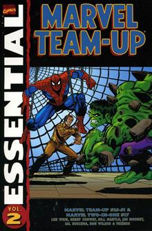 ESSENTIAL MARVEL TEAM-UP VOL 2 TP