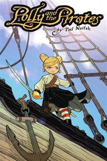 POLLY & PIRATES VOL 1 TP