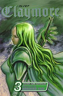 CLAYMORE GN VOL 03