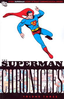 SUPERMAN CHRONICLES VOL 3 TP