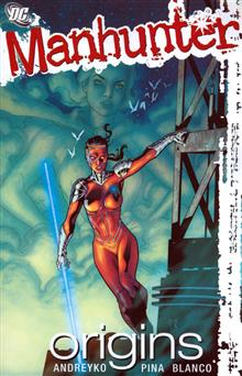 MANHUNTER VOL 3 ORIGINS TP