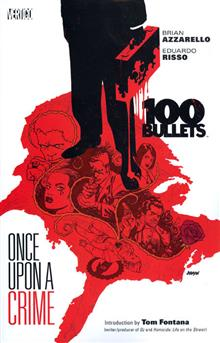 100 BULLETS VOL 11 ONCE UPON A CRIME TP (MR)