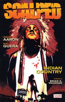 SCALPED VOL 1 INDIAN COUNTRY TP (MR)