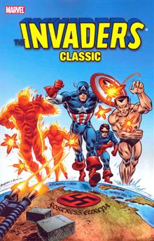 INVADERS CLASSIC VOL 1 TP