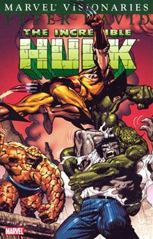 HULK VISIONARIES PETER DAVID VOL 4 TP