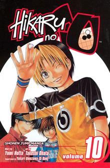 HIKARU NO GO GN VOL 10