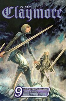 CLAYMORE GN VOL 09