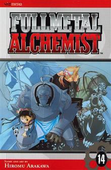 FULLMETAL ALCHEMIST GN VOL 14