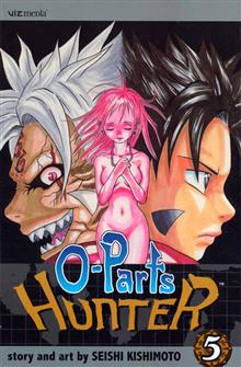 O PARTS HUNTER VOL 5 TP