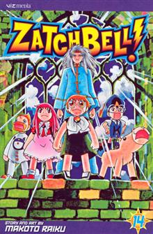 ZATCH BELL VOL 14 GN