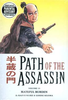 PATH OF THE ASSASSIN TP VOL 13 HATEFUL BURDEN (MR)