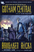 GOTHAM CENTRAL VOL 1 IN THE LINE OF DUTY HC
