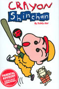 CRAYON SHINCHAN VOL 04 (MR) (C: 1-0-0)