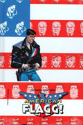 AMERICAN FLAGG DEFINITIVE COLL HC 1 01