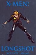 X-MEN LONGSHOT PREM HC
