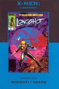 X-MEN LONGSHOT PREM HC DM VAR ED VOL 14