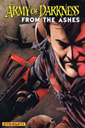 damaged copy ARMY OF DARKNESS TP VOL 06 FROM THE ASHES