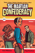 MARTIAN CONFEDERACY GN VOL 1 REDNECKS RED PLANET