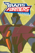TRANSFORMERS ANIMATED TP VOL 04