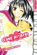 LOVE ATTACK GN VOL 03 (OF 8)