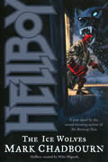 HELLBOY ICE WOLVES NOVEL