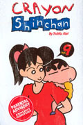 CRAYON SHINCHAN VOL 09 (MR) (C: 1-0-0)