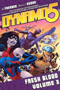 DYNAMO 5 VOL 3 FRESH BLOOD TP