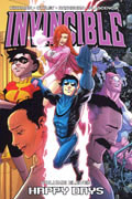 INVINCIBLE TP VOL 11 HAPPY DAYS