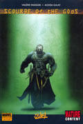 SCOURGE OF GODS VOL 1 PREM HC (MR)