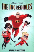 INCREDIBLES FAMILY MATTERS TP