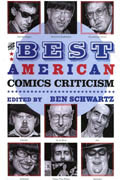 BEST AMERICAN COMICS CRITICISM SC